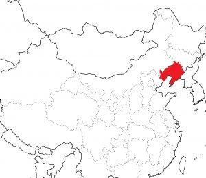 Провинция Ляонин